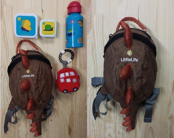 Co pomieści plecak LittleLife