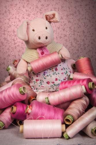 Pluszowa świnka Ragtales - Primrose