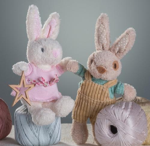 Pluszowy królik Baby