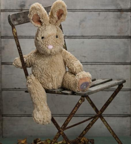 Pluszowy królik w pudełku Ragtales - Bo