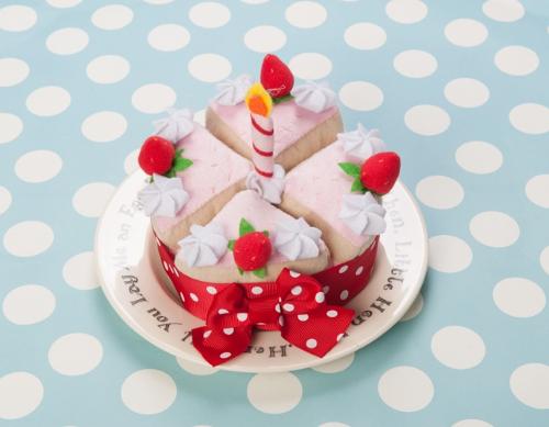 Pluszowy tort urodzinowy Ragtales