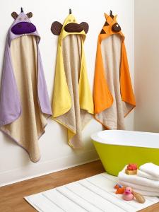 Ręcznik z kapturkiem 3 Sprouts - Mors