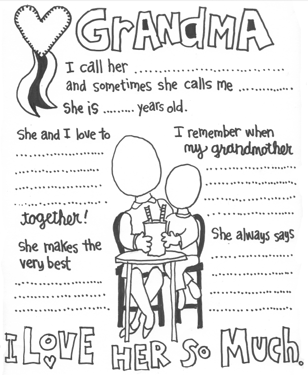 http://www.skiptomylou.org/wp-content/uploads/2016/05/Grandma-Coloring-Page.pdf