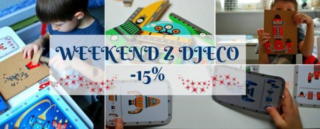 WEEKEND Z DJECO -15% newsletter