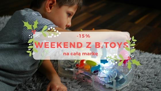 Weekend z B.Toys