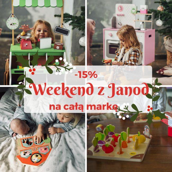 Weekend z Janod
